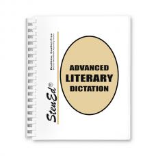 Advanced Literary Dictation (Book)