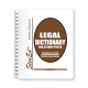 Realtime Legal Dictionary for Stenotypists (Book)