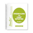 Speedbuilding for Court Reporting - Volume 2 (Book)