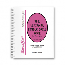 The Ultimate Finger Drills Book (Book)