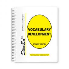 Realtime Vocabulary Development (Book)